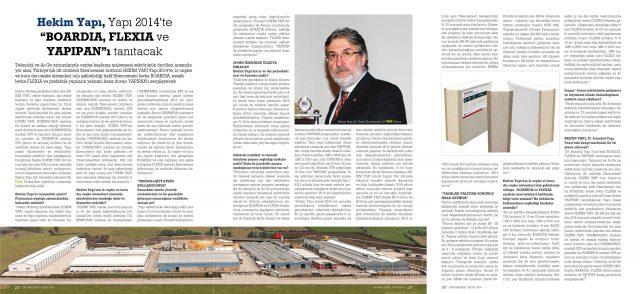 Yapı Malzeme Magazine