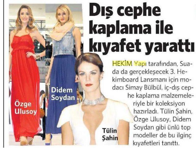 Vatan Makaron Newspaper