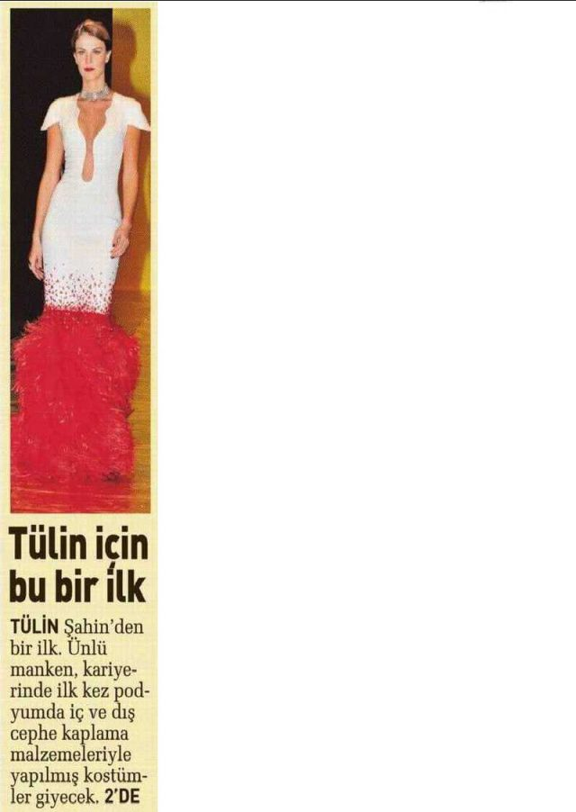 Sabah Newspaper Günaydın Supplement