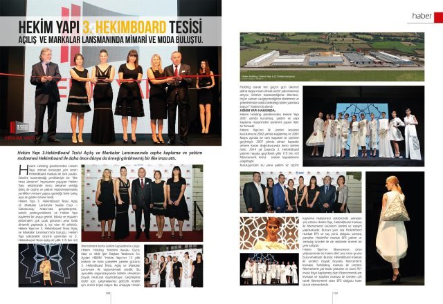 İnşaat Haber Magazine
