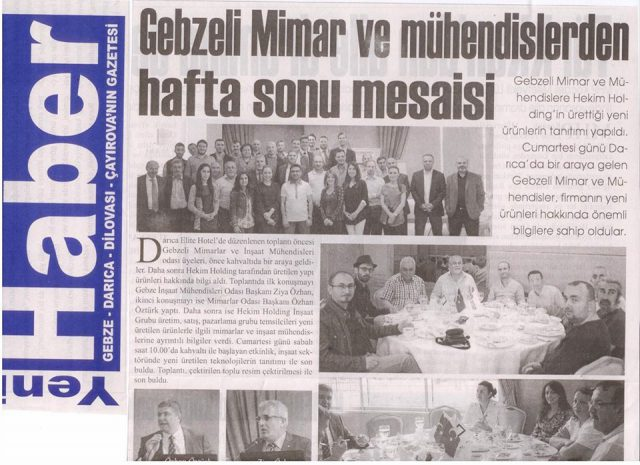 Yeni Haber Newspaper