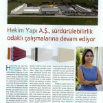 Dünya İnşaat Magazine