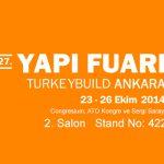 Hekim Yapı A.Ş. Participates in TURKEYBUILD 27th Ankara Exhibition