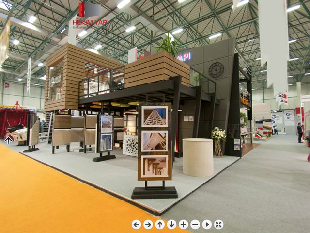 Our stand in 2013 Turkeybuild Istanbul Exhibiton
