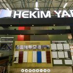 Our stand in 2014 Turkeybuild Istanbul Exhibiton