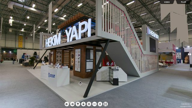 Our stand in 2015 Turkeybuild Istanbul Exhibiton