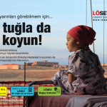 Do put one brick too for LÖSEV charity campaign