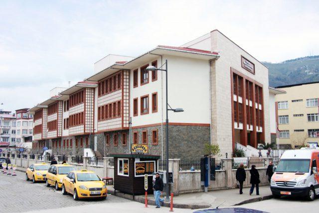Güzelordu Meliha – Lütfü Türkmen Elementary School
