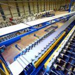 We Commenced Polyurethane Core Sandwich Panel Production