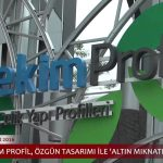 Hekim Holding is At 2016 Construction Fair With 4 Companies and 2 Enterprises