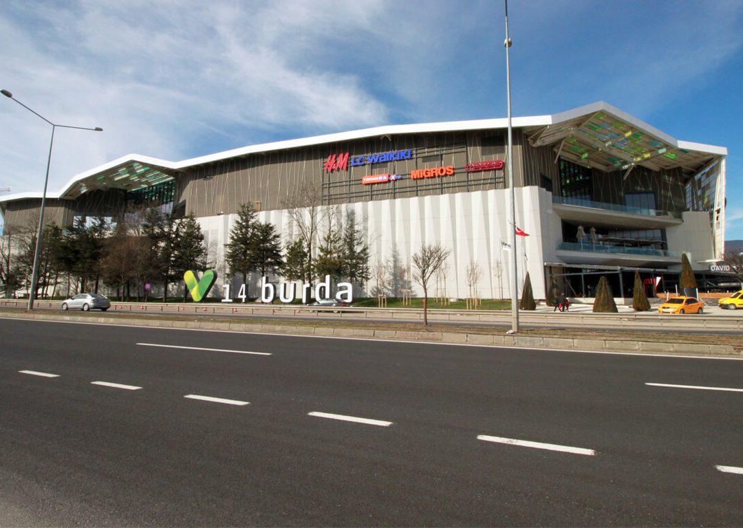 14 Burda Shopping Mall