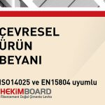 Hekim Yapı Receives EPD Certificate for Fibercement Products