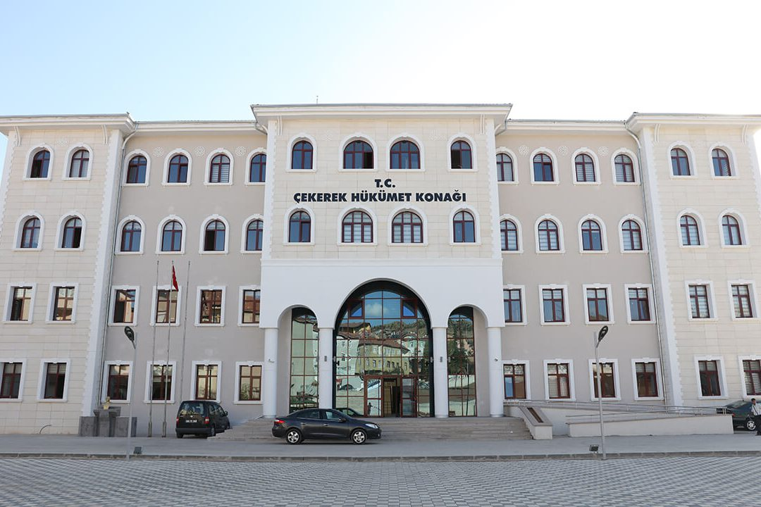 Çekerek Government Office