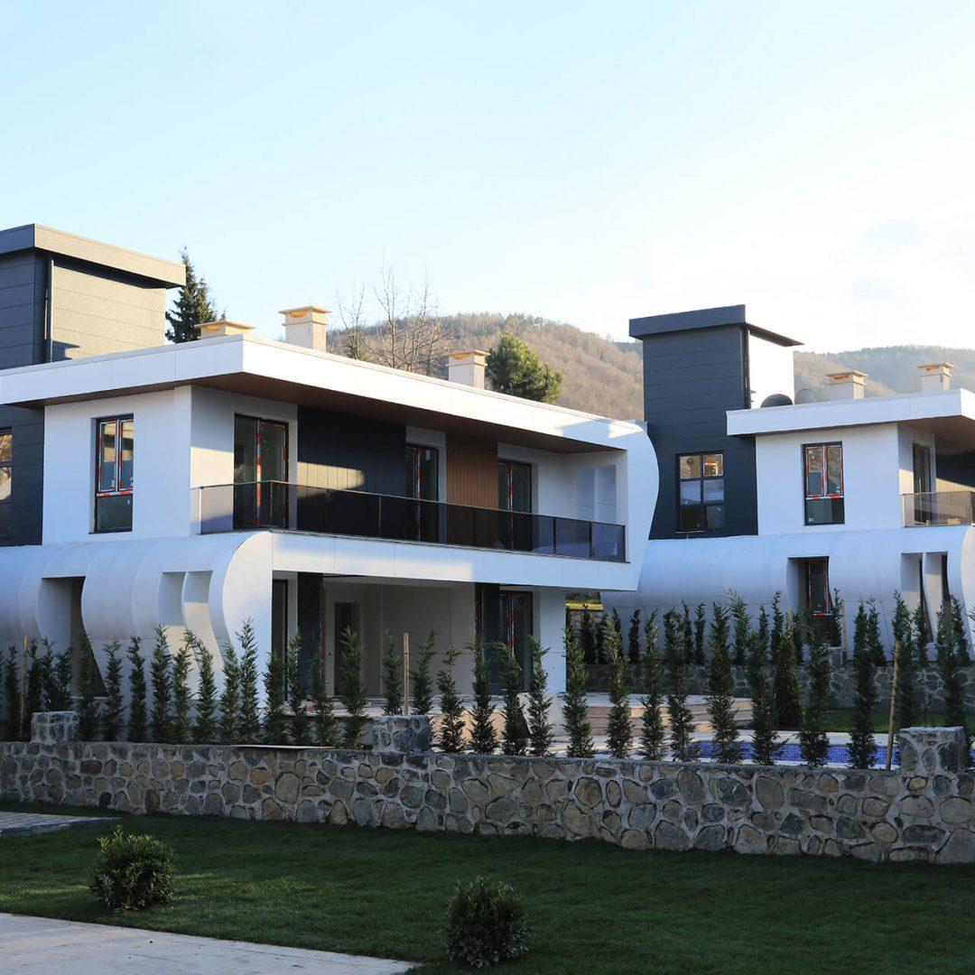Santaş Alperen Mansions
