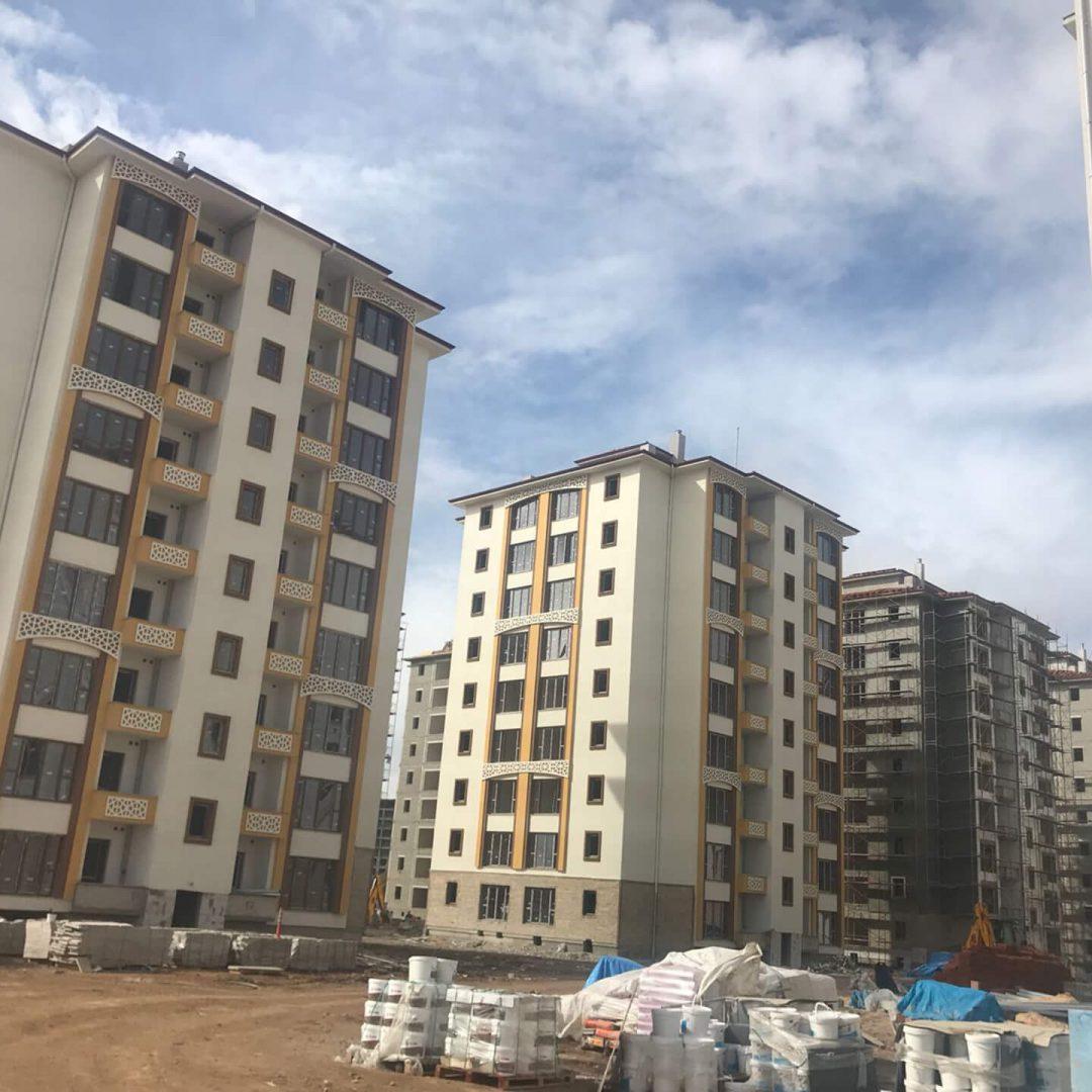 Gaziantep Şahinbey Urban Transformation Project