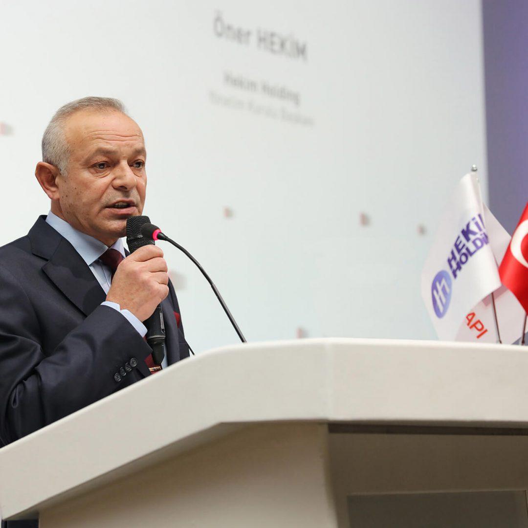 Hekim Yapı's 14th Dealer Meeting is Held