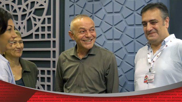 Öner Hekim has visited 42th Construction Fair | Hekim Yapı
