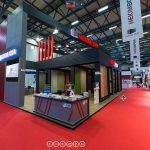 Our stand in 2019 Turkeybuild Istanbul Exhibiton