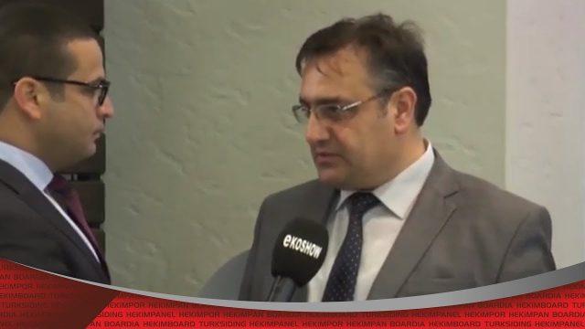 Hekim Yapı A.Ş. is at Construction Fair [EkoShow]