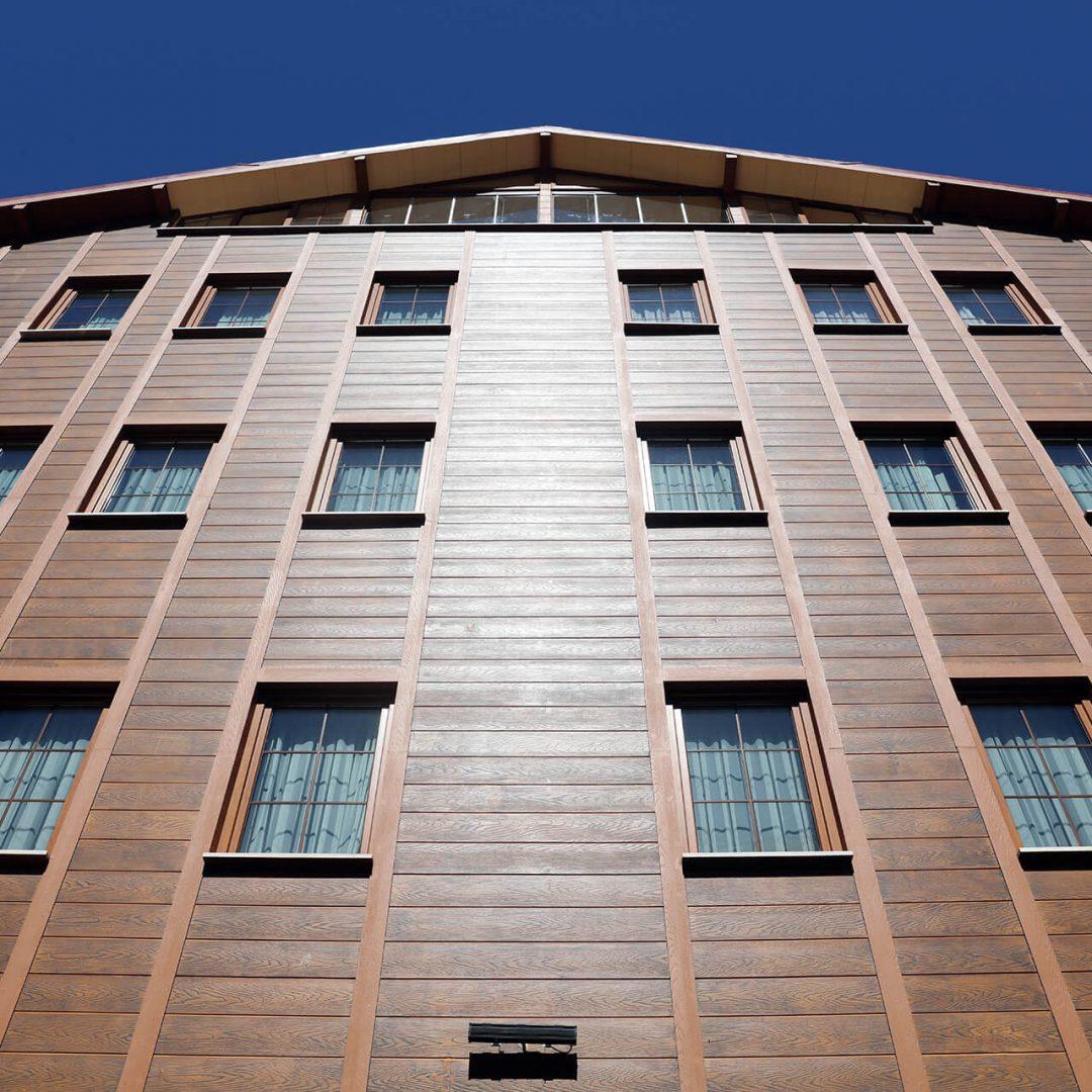 Uzungöl Hotel Project