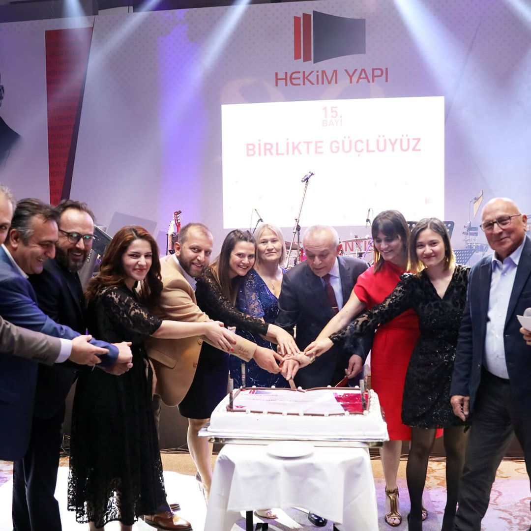 Hekim Yapı has held 15th  Dealer Meeting