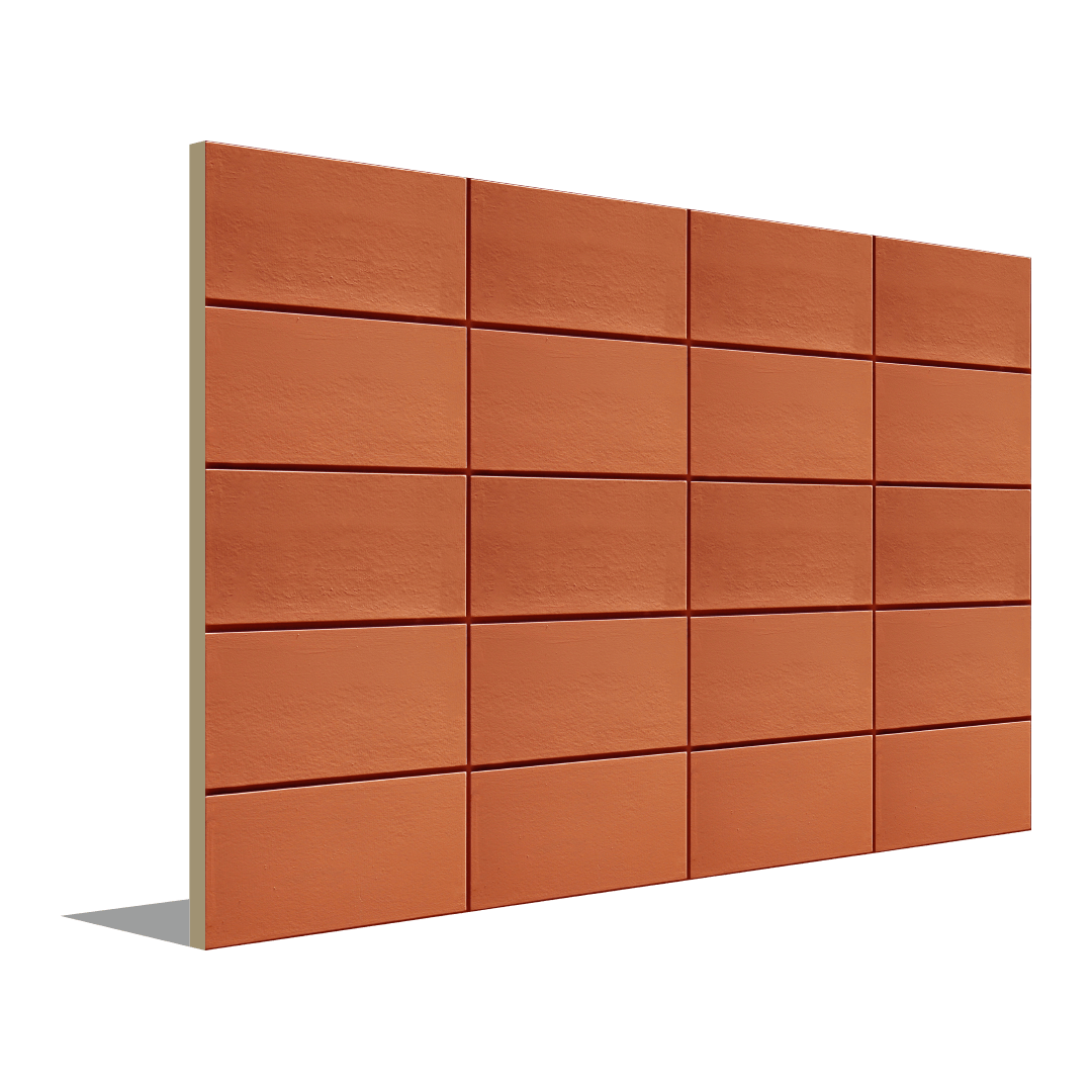 Large Block Stone Pattern Board