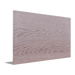 Wood Colored Fibercement