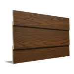 Walnut Pattern Siding