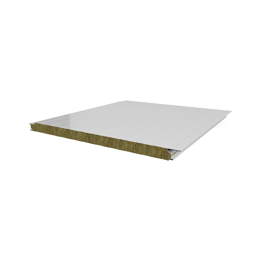 Blind Screw Metal Sheet Rockwool Panel