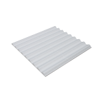 Styrofoam Under Corrugated Boards