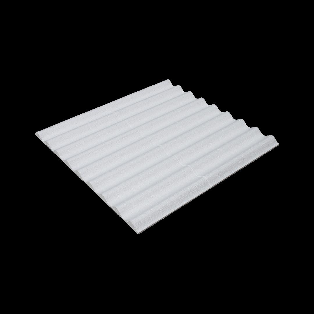 Styrofoam Under Corrugated Boards