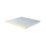 Pure Sine Metal Sheet Polyurethane Sheet Panel