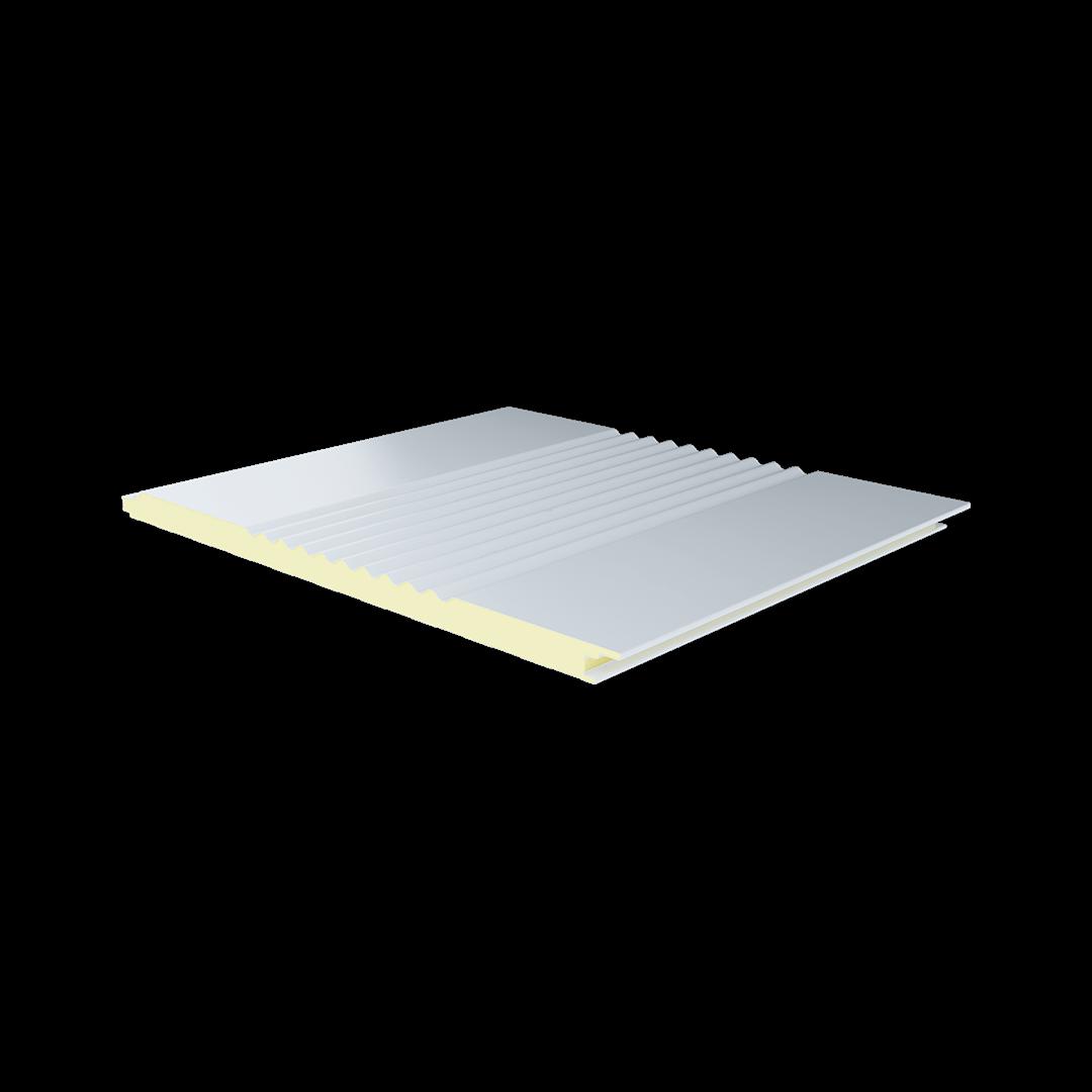 Half Sine Metal Sheet Polyurethane Panel